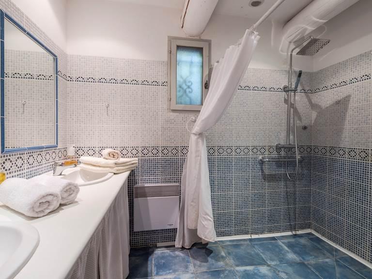 La Salle de bain du Gîte Terrasse