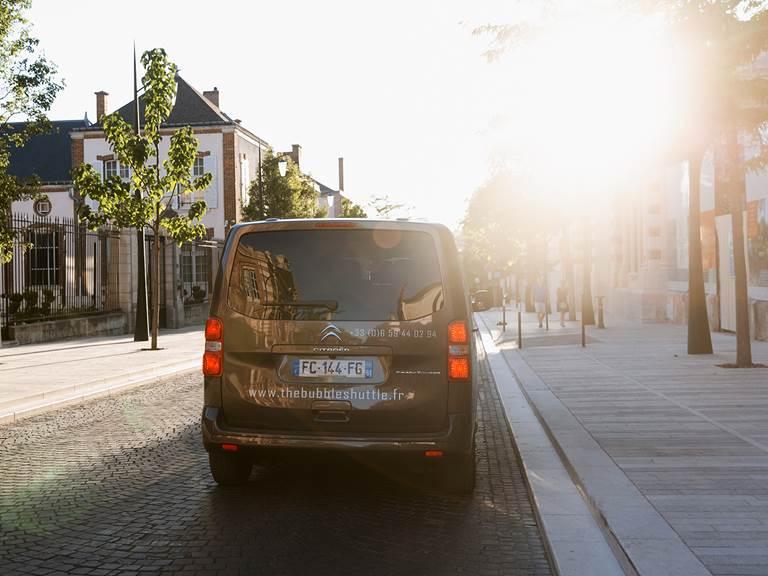 The Bubble Shuttle - Chauffeur privé à Epernay