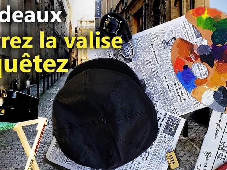 Escape game dans la ville Bordeaux