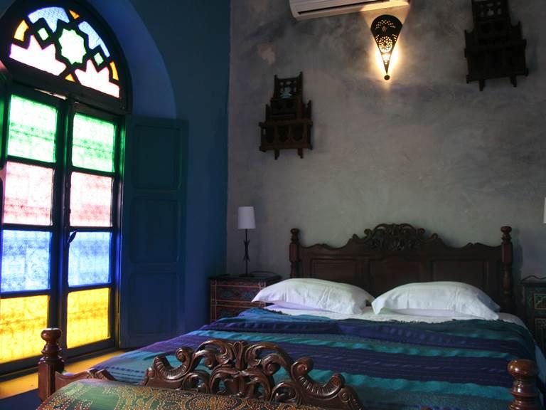 La chambre Mogador