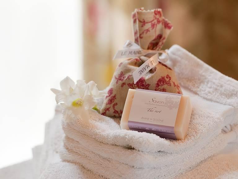 Sachet de lavande du Maine pour parfumer le linge de maison