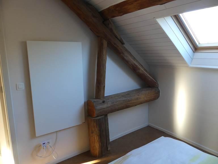 chambre double gîte 2 (Etage)
