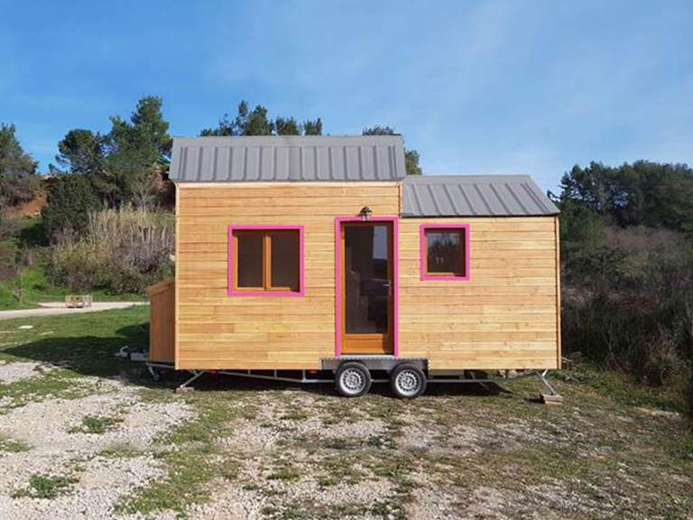 Tiny House Eglantine