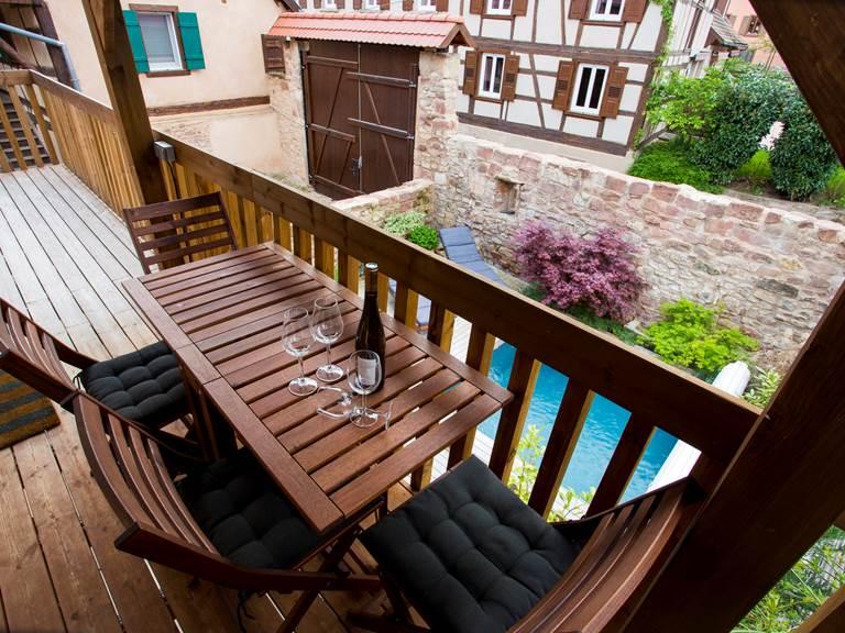 Une autre terrasse