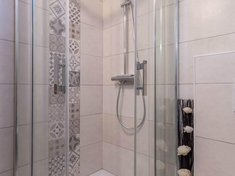maisonnette douche