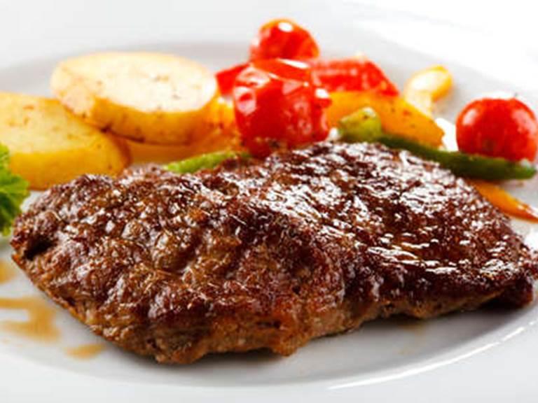 beouf grillé