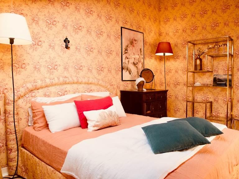 Suite Jardin secret - Chambre