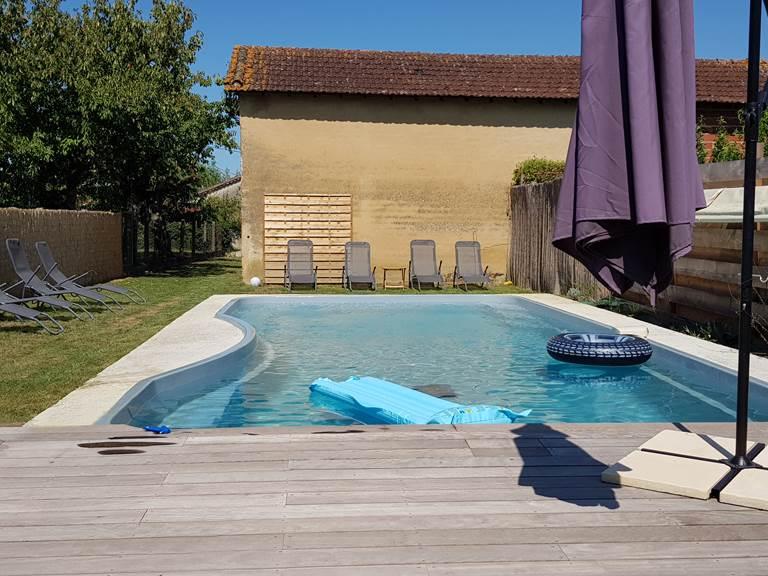 piscine matelas