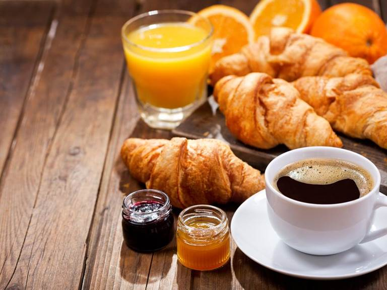 petit dejeuner chambres hôte monclar de quercy