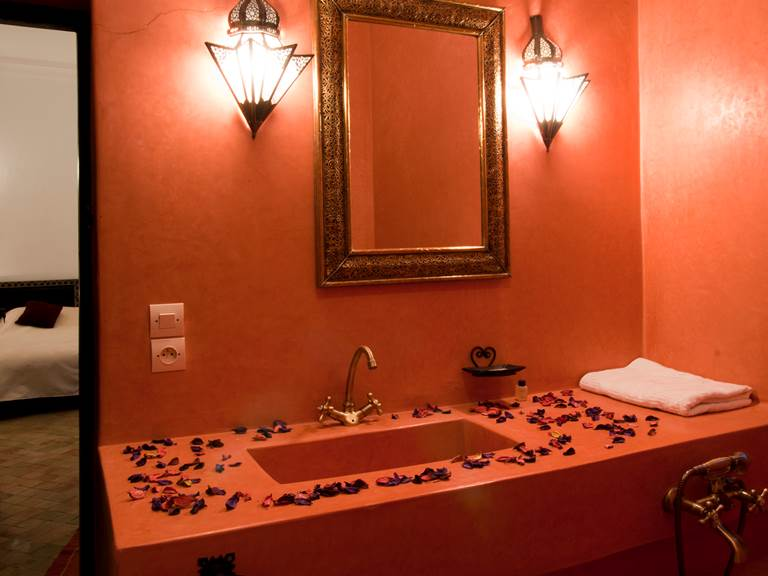 Riad Dar Foundouk & Spa Bathroom1