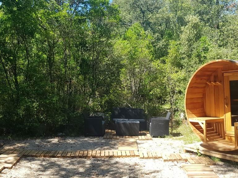 sauna et spa