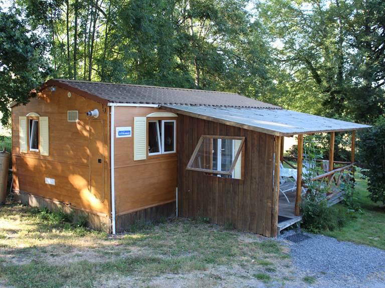 la chevauchée en Creuse bungalows gites camping les patureaux