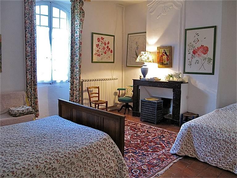 chambre Ame´lie pour 2 ou 5 personnes et lit bébé