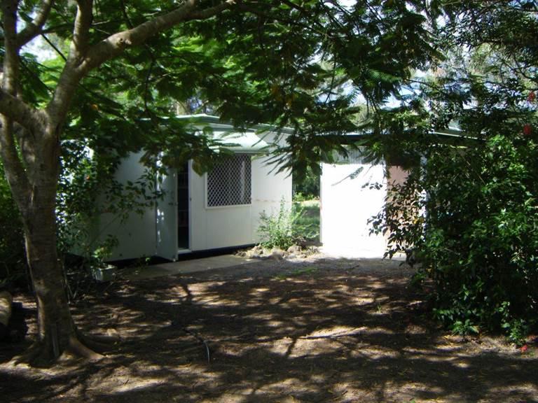 Bungalow Hibiscus 5 places extérieur