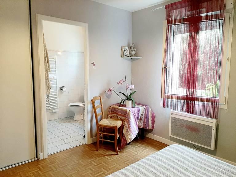 chambre+gite+privative+rez+de+chaussee+jardin+cotes+d'+armor+salicornes Nouvelle description