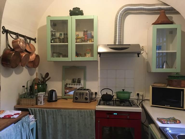 cuisine d'hiver et d'été