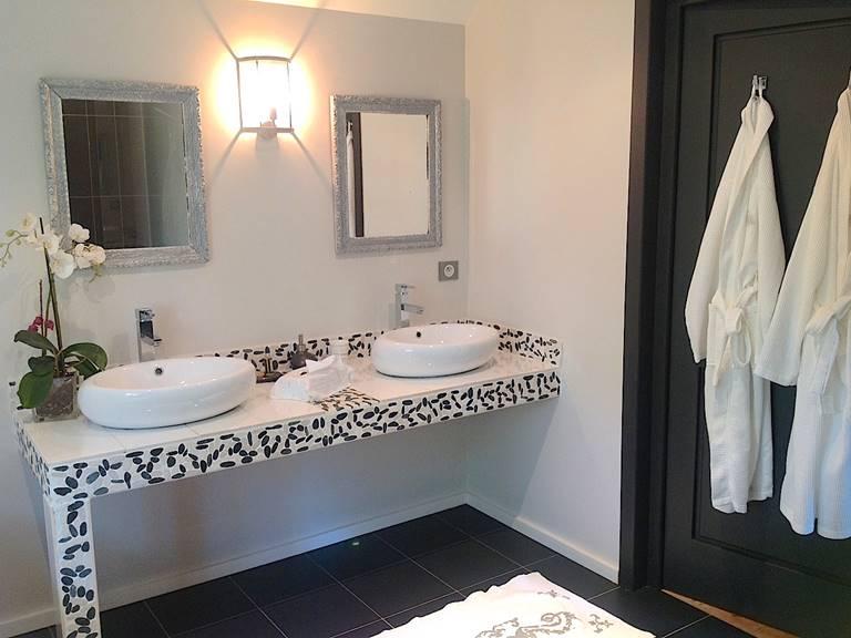 Salle de bains - Ambiance Boudoir