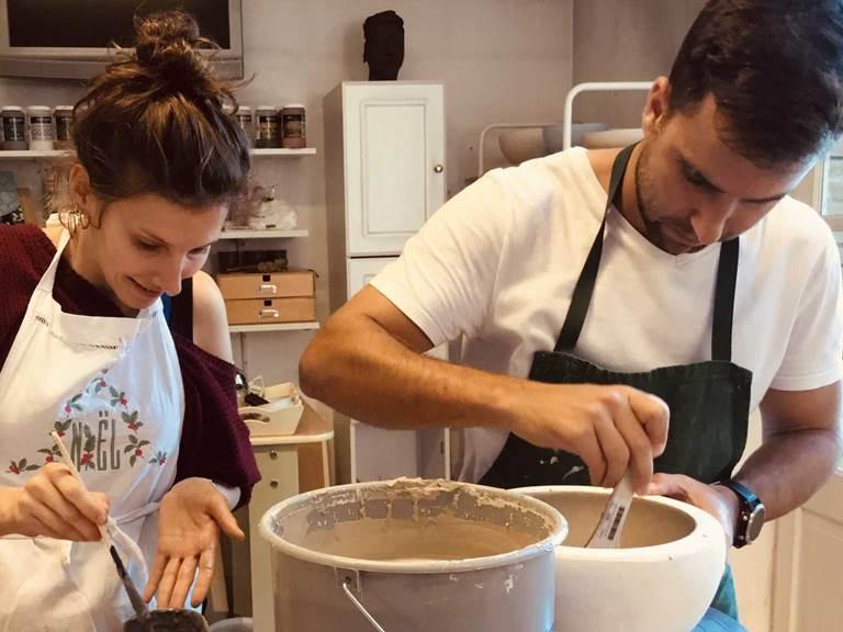 cours de poterie chambre-d-hote les matins rubis-tarn-et-garonne-occitanie-location-toulouse