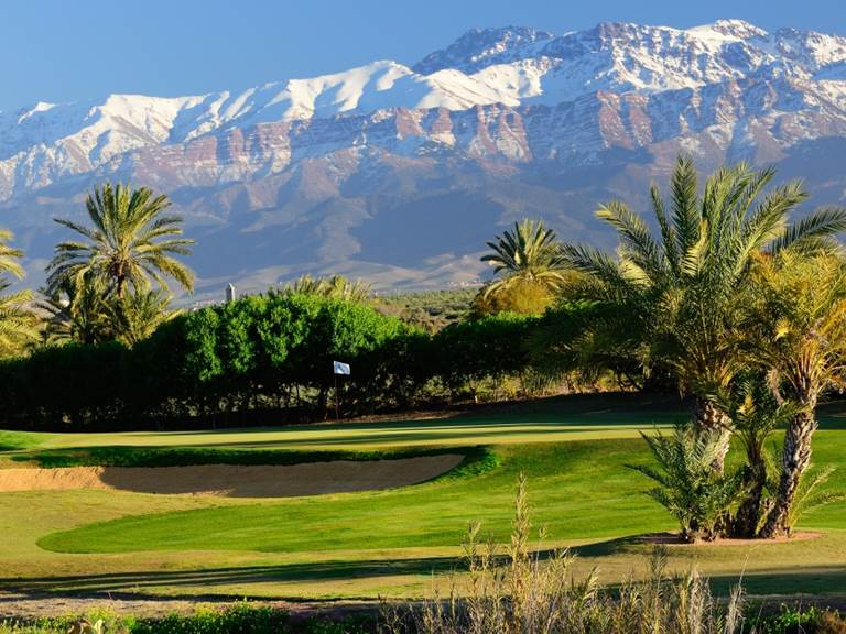 Assoufid Golf Green - Marrakech