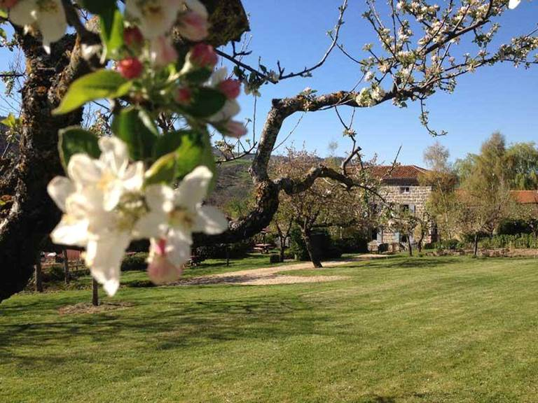 Les Jardins d'Anna, chambres d'hôtes en Auvergne