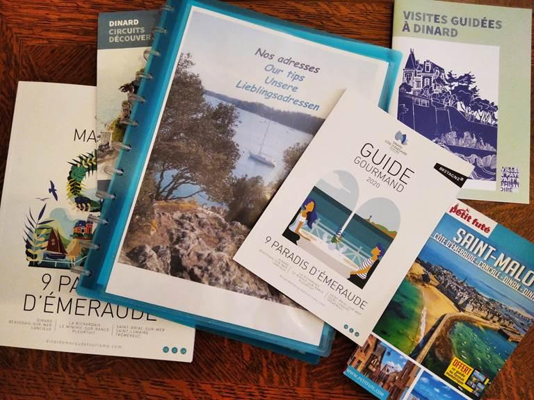 Clos de la Fontaine Dinard, info touristique personnalisée
