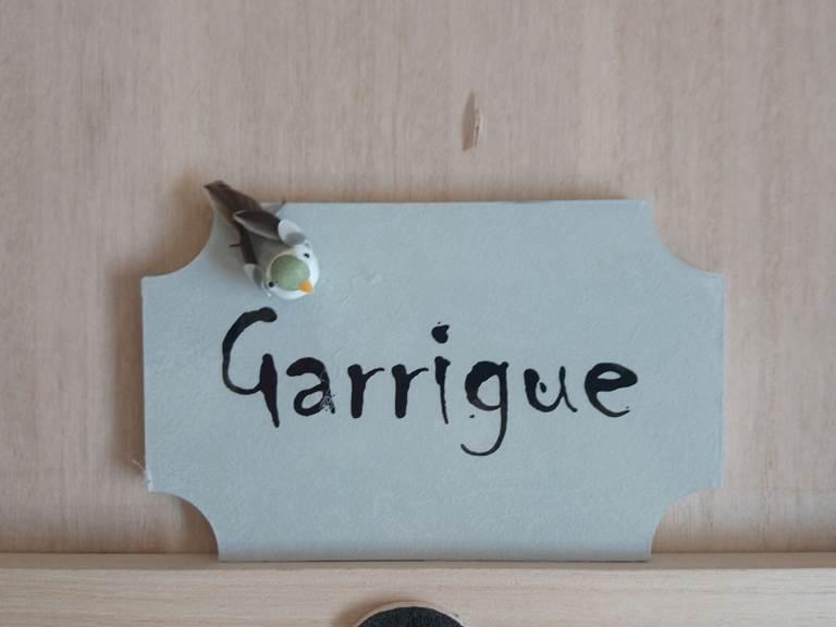 Bienvenue dans Garrigue