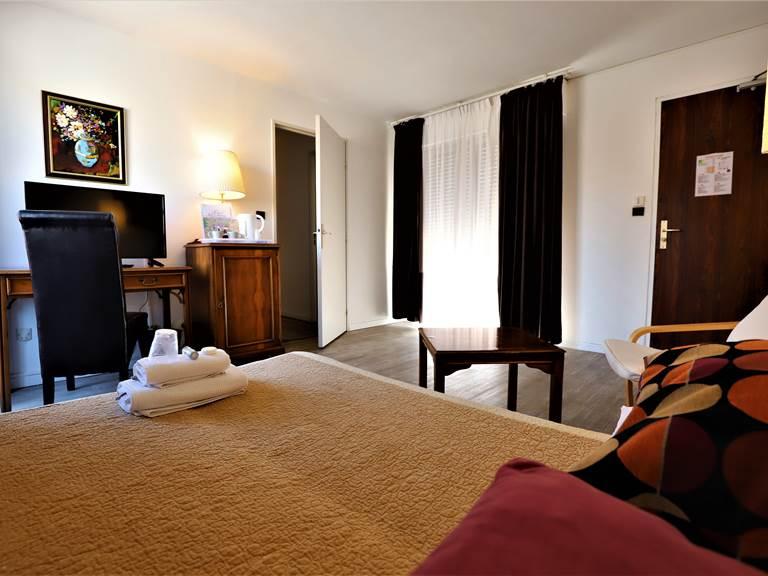 Deuxième chambre ou séjour