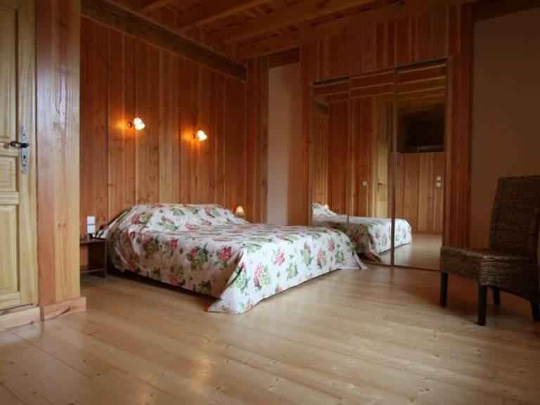 Chambre PRINTANIERE 45m²