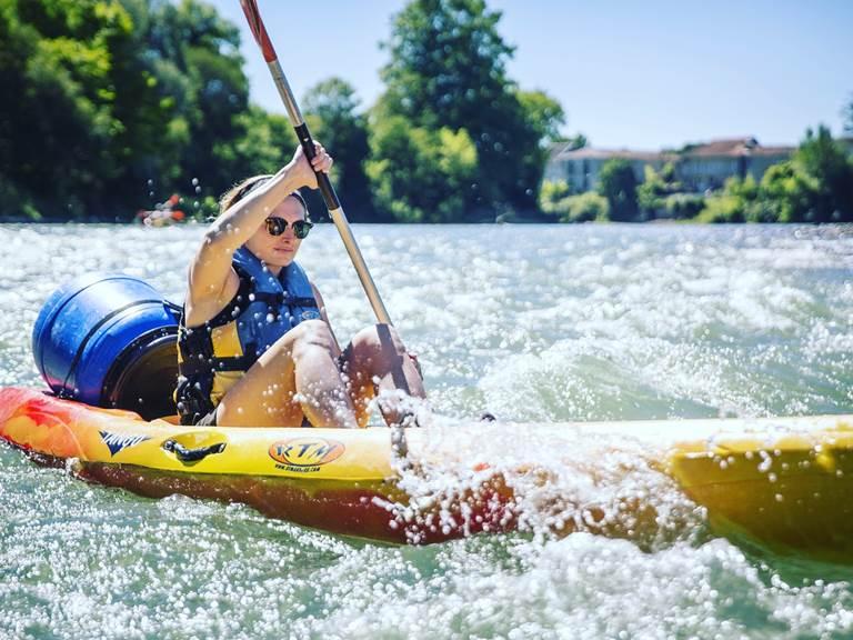 2XAventures-eau-vive-canoe-gave -oloron-parcours-journee