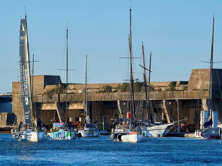 Lorient La Base - ©Y.Zedda