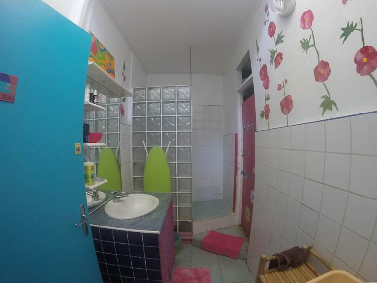 salle de douche commune du 1er etage