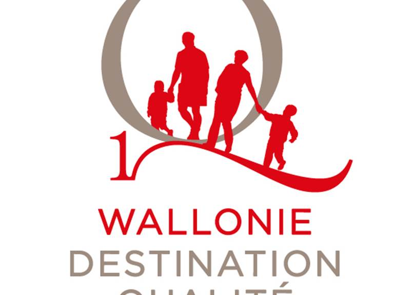 Au Petit Dragon b&b label Wallonie Destination Qualité
