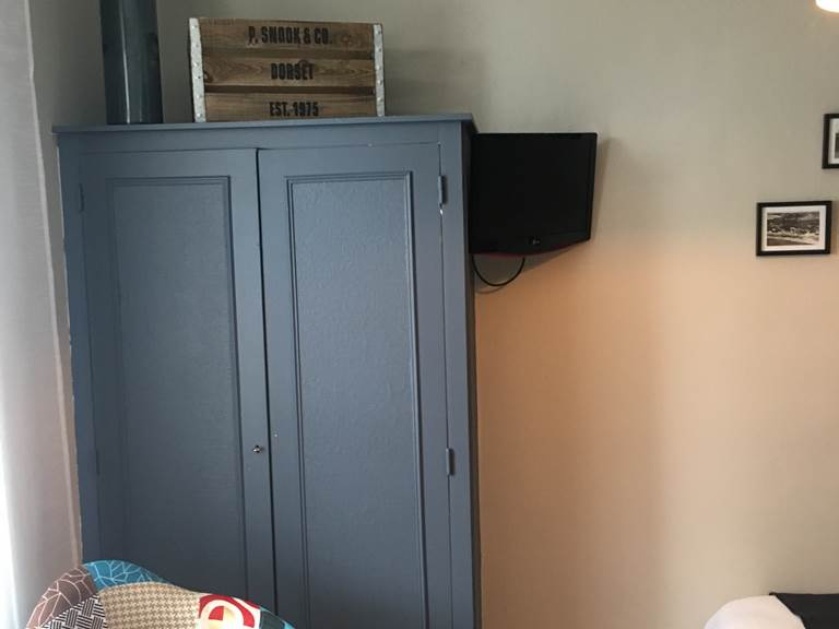 chambre double placard