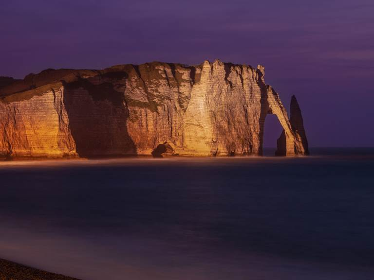 Etretat Illuminated Arch tom 5