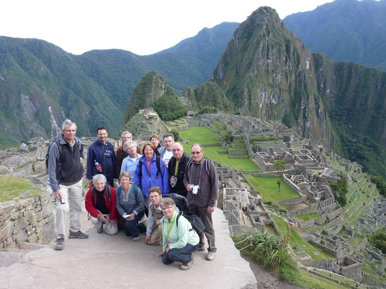Visite de Machu Picchu
