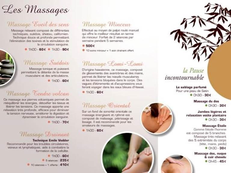 Les massages d'Agnès