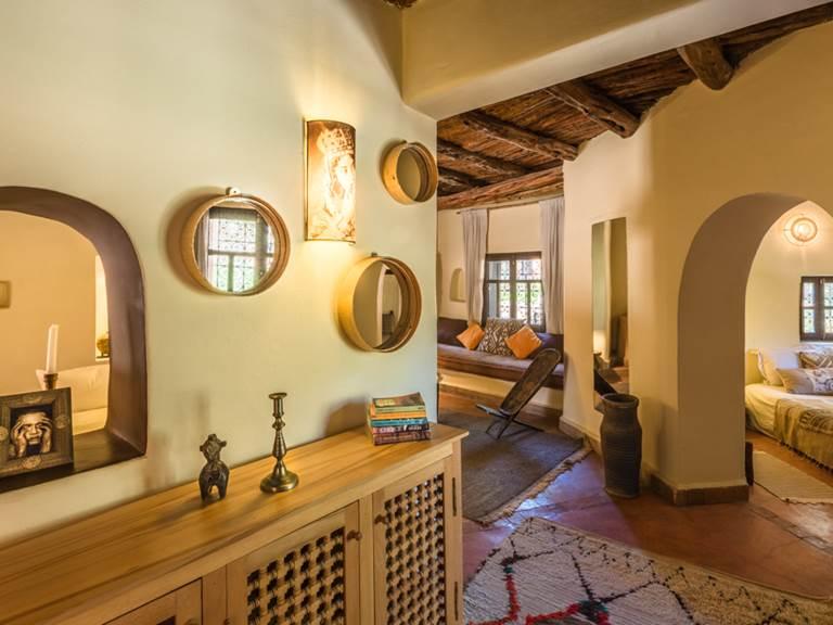 riad Baoussala Essaouira - Suite Sahara