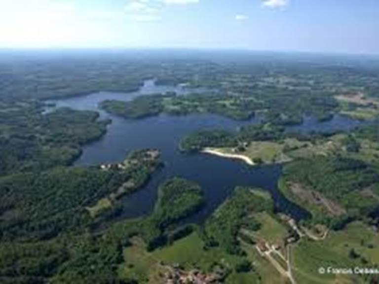 Le Lac de Saint Pardoux