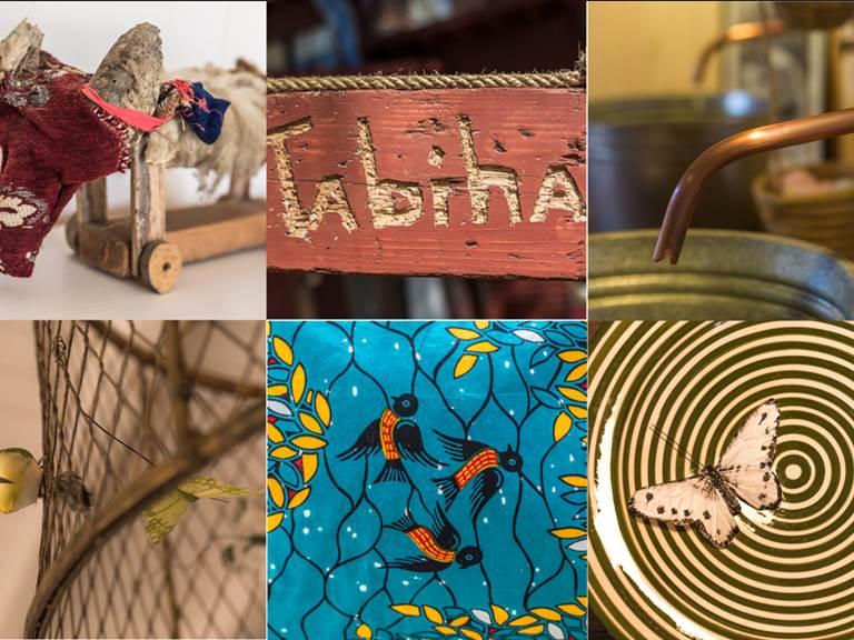 riad Baoussala Essaouira - Suite Taabiha - details et ambiance