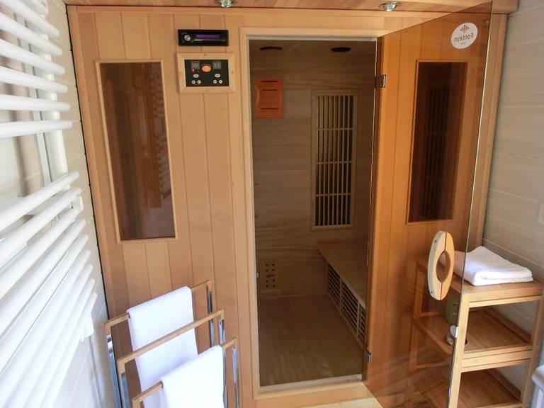 Sauna Infrarouge Villa Azur Golf