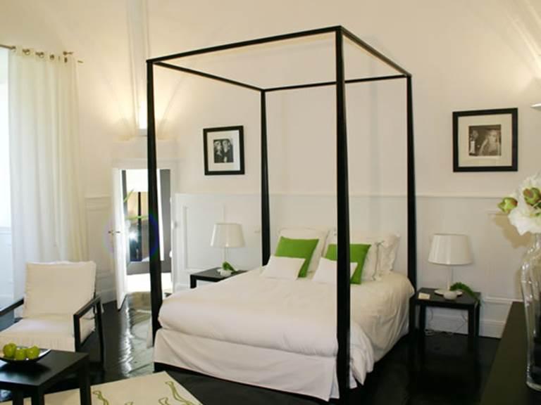 Chambre Amaryllis - Chambre et lit