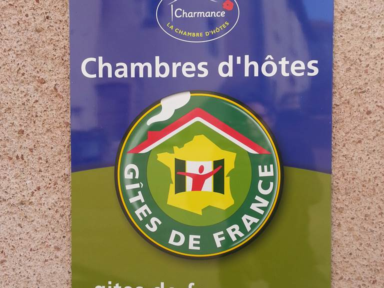 LEBEL CHARMANCE, GÎTES DE FRANCE