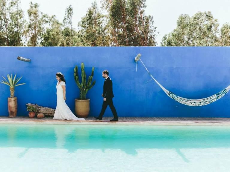 mariage Honkie & Bas
