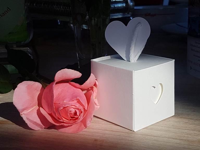 Menu Saint Valentin 2021