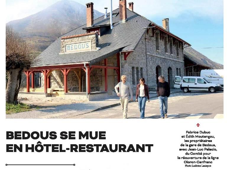 Transhumance & cie- Mag Sud-Ouest 11 mai 2019