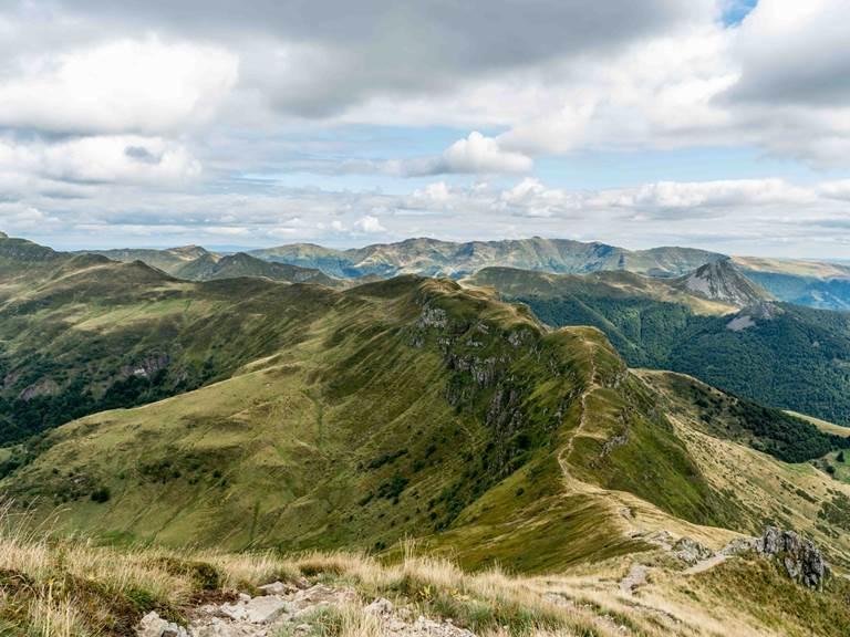 Le Peyre Arse vu du Puy Mary