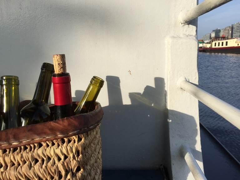 vins naturels sur la Seine