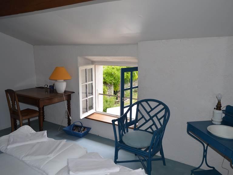 deuxième chambre à l'étage