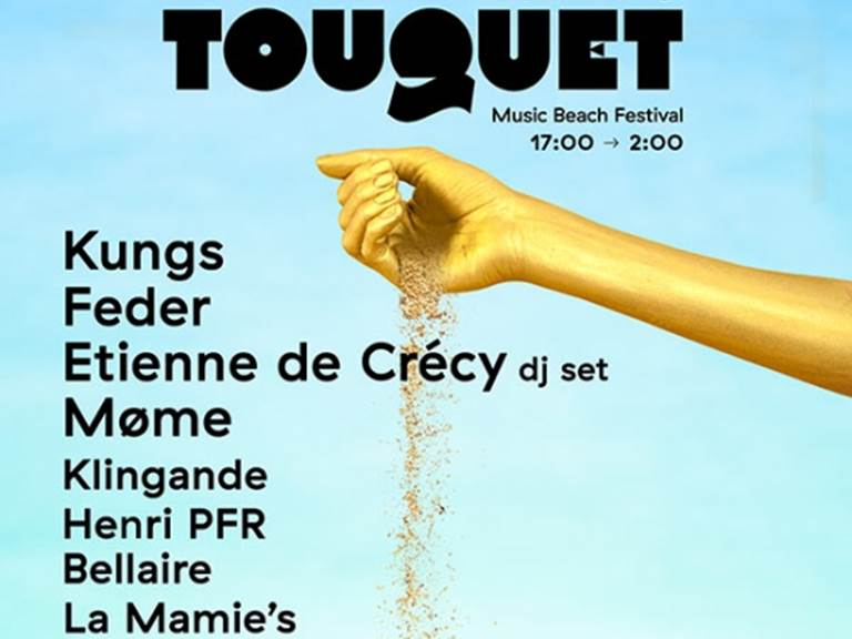 Touquet Music Beach Festival 2019