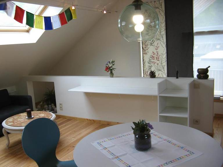 studio espace bureau